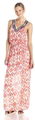 Desigual Women's Elast Woven Dress Sleevele