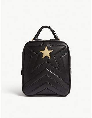 Stella McCartney Small star backpack