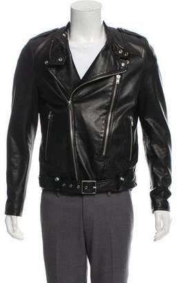 IRO Leather Perfecto Jacket