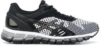 Asics Gel-Quantum 360 knit sneakers $226.22 thestylecure.com
