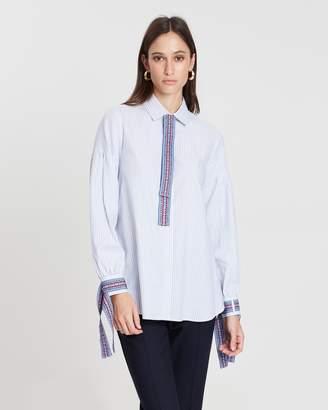 Max Mara Panama Cotton Shirt
