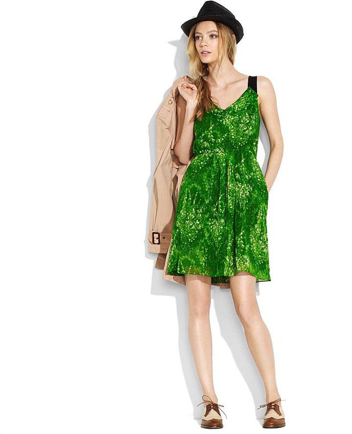 Fernwood croquet dress