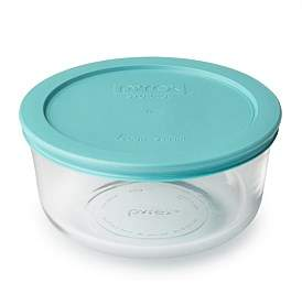 Pyrex Simply Store Round Container 4 Cup/950Ml