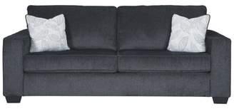 Signature Design by Ashley Altari Queen Sofa Sleeper Slate Gray