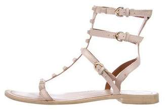 Rebecca Minkoff Studded Leather Sandals