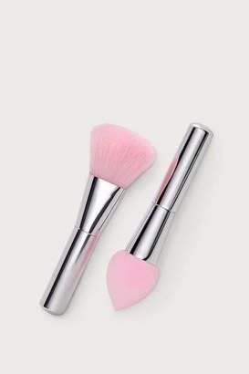 H&M Makeup Brush and Sponge - Pink - Women