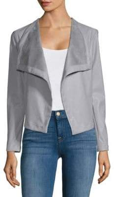 Saks Fifth Avenue Peppin Open Front Jacket