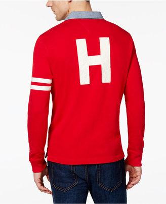 Tommy Hilfiger Men's Richmond Rugby Shirt $89.50 thestylecure.com