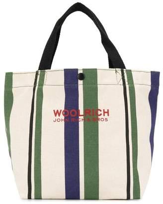 Woolrich mini shopping tote bag