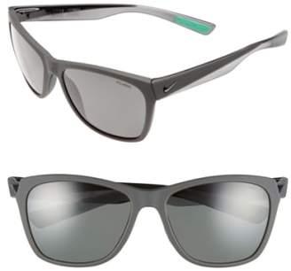 Nike 'Vital' 58mm Polarized Sunglasses