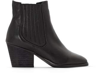 Coolway Becky Musse & Cloud Leather Ankle Boots