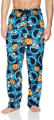 Sesame Street Men's Cookie Monster Pajama Sleep Bottom