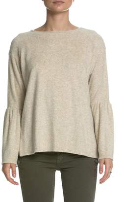 Elan International Soft-Knit Bell Sleeve