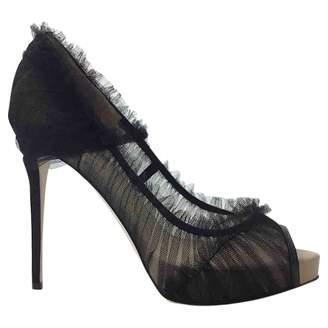 Valentino Cloth Heels