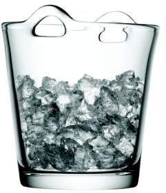 Ice Bucket Glass Bar