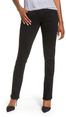 Jag Jeans Peri Pull-On Stretch Straight Leg Jeans