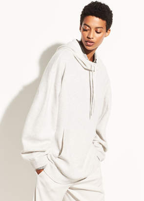 Double Layer Cashmere Hoodie