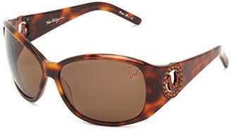 True Religion Georgi Rectangular Sunglasses