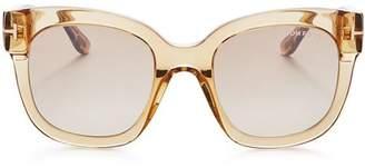 Tom Ford Women's Beatrix Square Sunglasses, 58mm