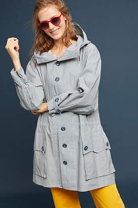 Binetti Love Oversized Hooded Anorak