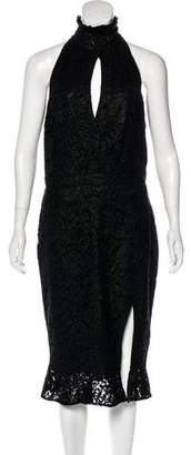 Altuzarra Keith Lace Midi Dress w/ Tags