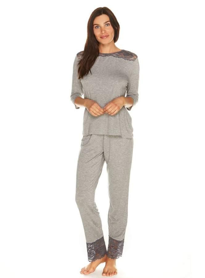 CosabellaNouveau Cropped Pajama Pant