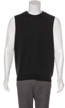 Dries Van Noten Sleeveless Wool Sweater