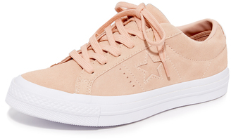 Converse One Star OX Sneakers $85 thestylecure.com