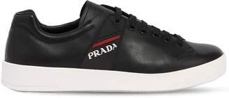 Prada (プラダ) - PRADA レザースニーカー