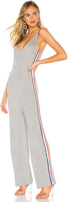 Spiritual Gangster x Madeleine Thompson Stripe Jumpsuit
