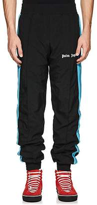Palm Angels Men's Logo Slim Track Pants - Black