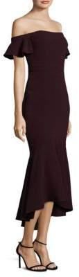 Rachel Zoe Devin Off-The-Shoulder Dress