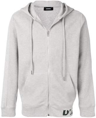 Diesel S-Gina-J zipped hoodie
