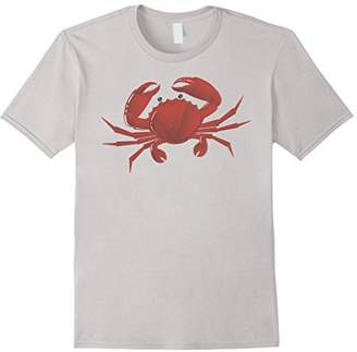 Crab T Shirt Tshirt for men women boys girls kids
