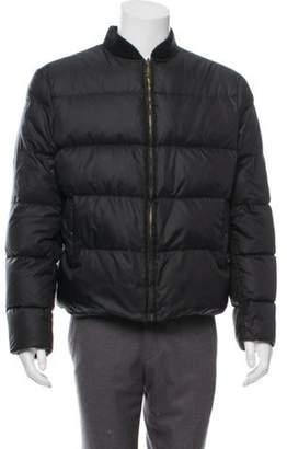 Moncler Down Puffer Jacket black Down Puffer Jacket