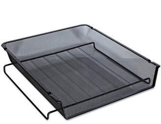 Universal Mesh Stackable Front-Load Tray