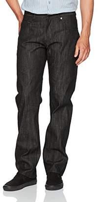 Lrg Men's RC True Straight Fit 5 Pocket Stretch Jean