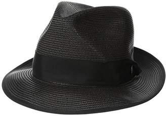 9cd03033c19 Stetson Men s Latte Florentine Milan Straw Hat