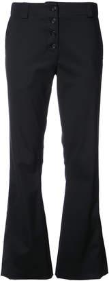 Proenza Schouler Flared trousers