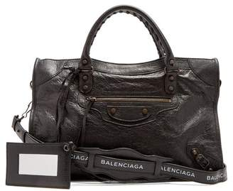 63627d4c98 Balenciaga Classic City Bag - Womens - Black