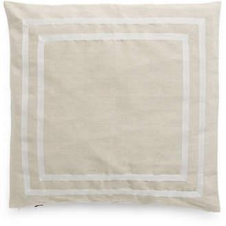 Kate Spade Double Border Square Pillow