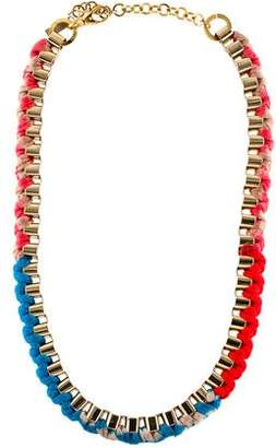 Missoni Braided Chain Necklace