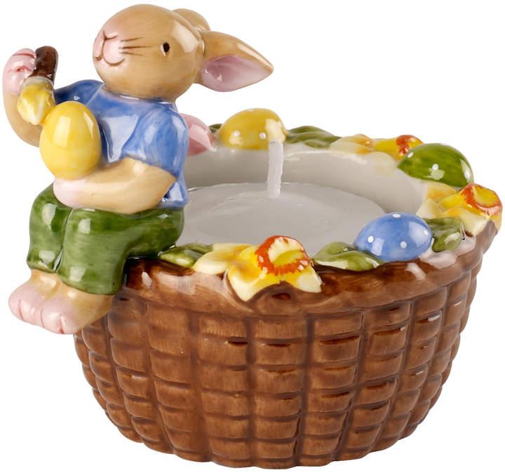 Bunny Family Tealight Basket: Bonny boy