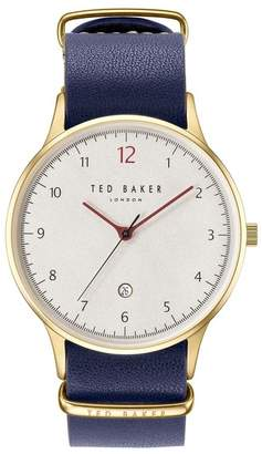 Ted Baker Ethan Quartz Analog Watch, 40mm