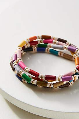 Shashi Zoe Wrap Bracelet