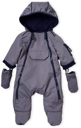 Urban Republic Newborn Boys) Hooded Double Zipper Pram