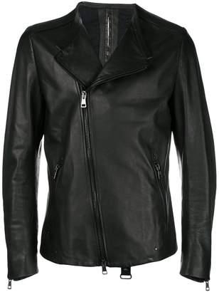 Tom Rebl asymmetric blazer jacket