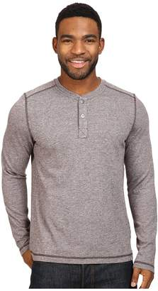 The North Face Long Sleeve Copperwood Henley Men's Clothing