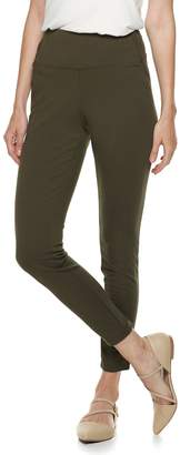 Apt. 9 Women's Tummy-Control High-Waisted Ponte Leggings