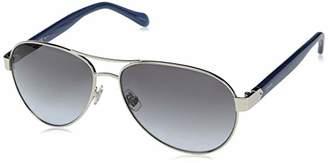 Fossil Women's Fos 3079/s Aviator Sunglasses
